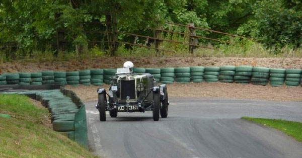 Brooklands Society - Vintage Sports Car