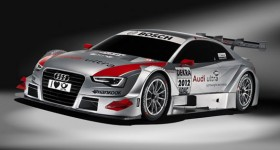 Tom Kristensen In The New Audi A5 DTM