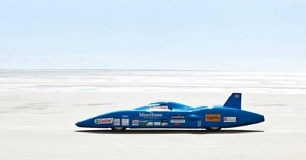 Electric Land Speed Record Holder
