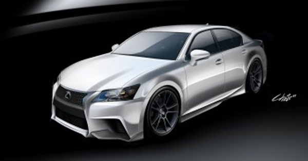 Lexus returns to SEMA