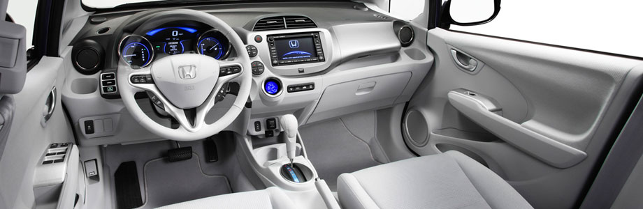 Honda Fit EV Interior