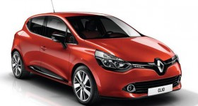 Renault Fourth-Generation Clio