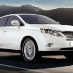 Sales Of Lexus Hybrids Pass Milestone