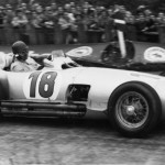 Fangio's Mercedes Sells for Bomb