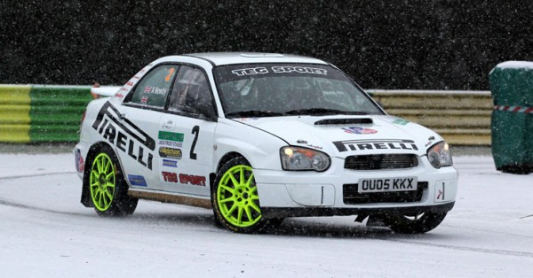 Arron Newby Wins Jack Frost Stages